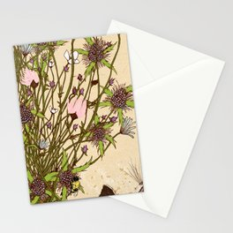 Wild Flowers Part 2 Stationery Cards
