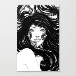 Nior Canvas Print