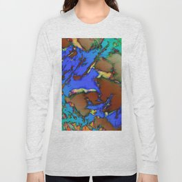Isolated places 2 Long Sleeve T-shirt