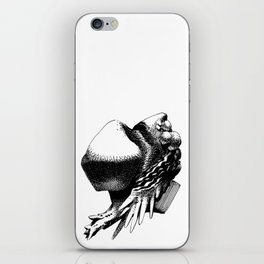 Lumps of the Twelvetide: Basil iPhone Skin