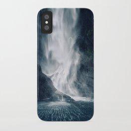 Bowen Falls 1 iPhone Case