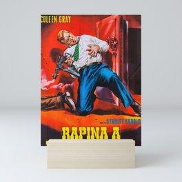 The Killing Mini Art Print
