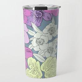 Brontes Lenten Rose Travel Mug