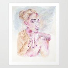 Arabella Art Print
