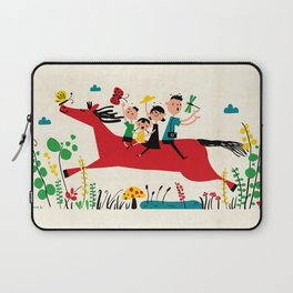 happy horse Laptop Sleeve
