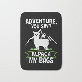 Alpaca My Bags  Travelling Bath Mat