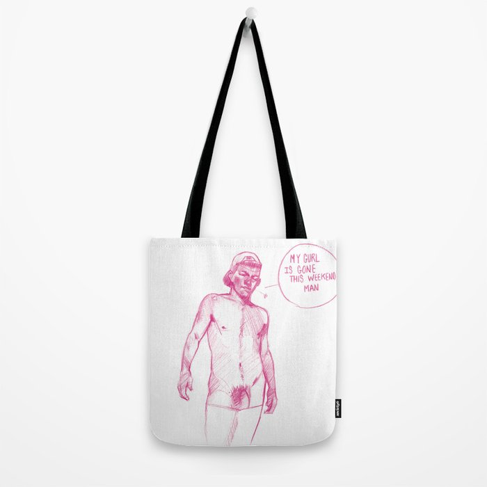 FAG 09 Tote Bag