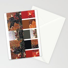 It's Colorful Outside Stationery Cards