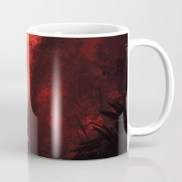 Shangri La Tiger Coffee Mug