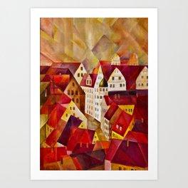 DoroT No. 0004 Art Print