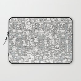 The coffee maker Laptop Sleeve
