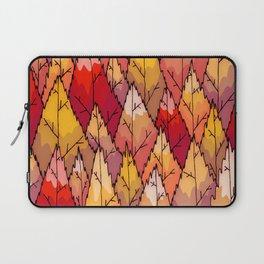 The fiery woodland  Laptop Sleeve