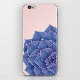 Big Echeveria Design iPhone Skin