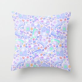 Level Up! Throw Pillow