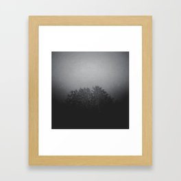 Cold As Stone Framed Art Print