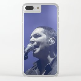Placebo_07 Clear iPhone Case