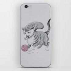 Kittehmorph iPhone & iPod Skin