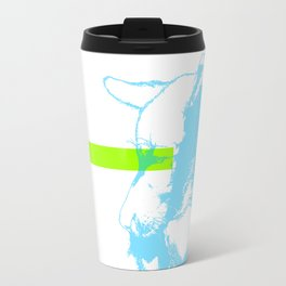Brave, the dog Travel Mug