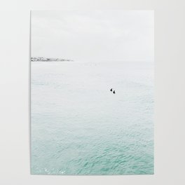 Surf Report Poster