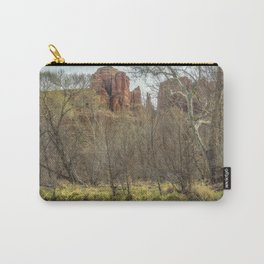 Cathedral Rock and Oak Creek Carry-All Pouch