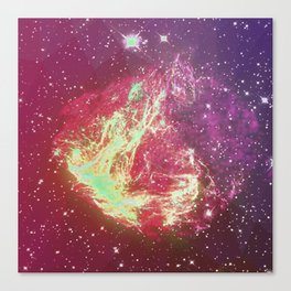 SUPERNOVA Canvas Print