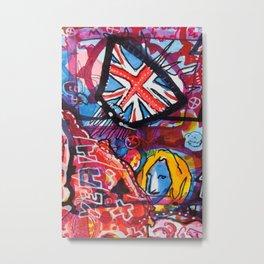 PUNK PUNK PUNK | Basquiat Picasso Kippenberger | 2013 Metal Print