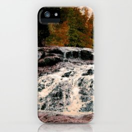 Gooseberry Falls iPhone Case