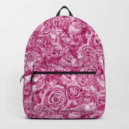 Roses 3 Backpack