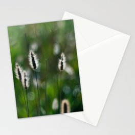 green summer Stationery Cards