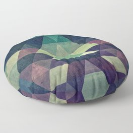 dysty_symmytry Floor Pillow
