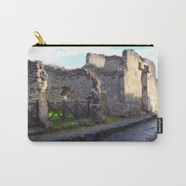 Pompeii Ancient Dwelling - 2 Carry-All Pouch