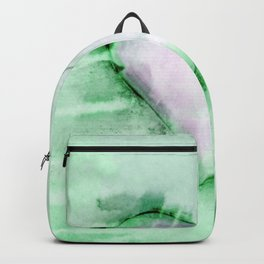 Love Unfolding No.26D by Kathy Morton Stanion Backpack