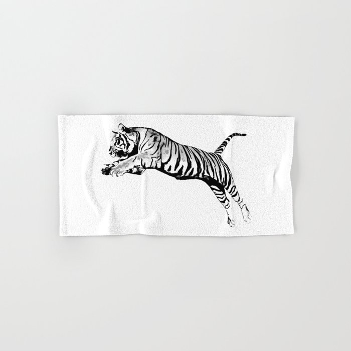 Flying Tiger Hand & Bath Towel