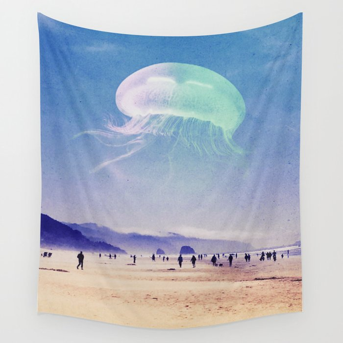 Comfort Zone Wall Tapestry