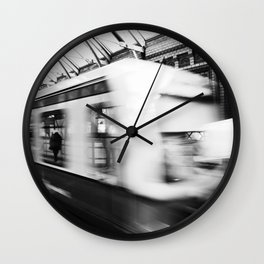 S-Bahn Berlin Wall Clock