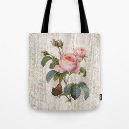 Roses Nostalgie Tote Bag