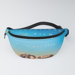 Cannes Film Festival Movie Fanny Pack