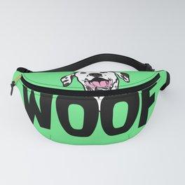 Woof Fanny Pack
