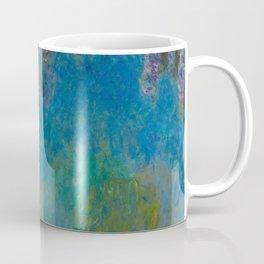 Claude Monet Wisteria Coffee Mug