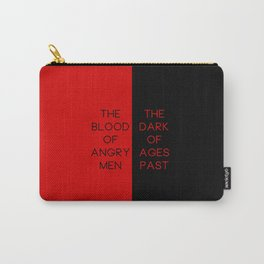 Red & Black - Les Mis Carry-All Pouch