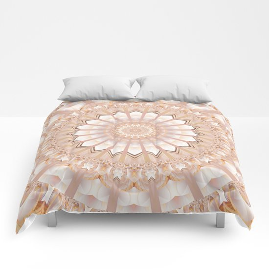 Mandala light creature Comforters