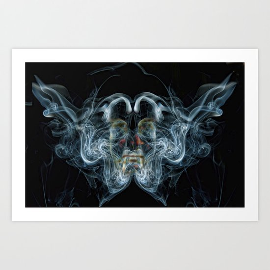 The Apparition Art Print