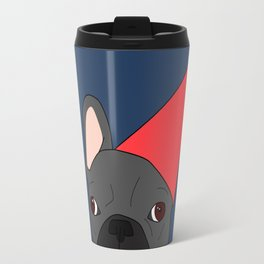 Birthday Frenchie Travel Mug