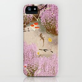 heather iPhone Case