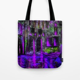 Venice Waterway Tote Bag