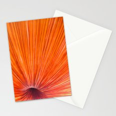 Orange and Red Stationery Cards