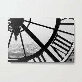 Musee d' Orsay Metal Print