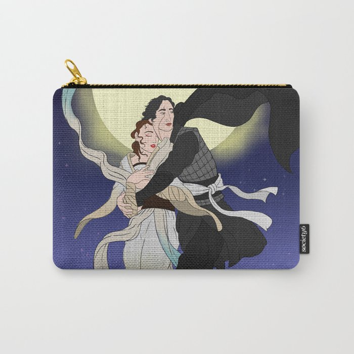 Tanabata Lovers Carry-All Pouch