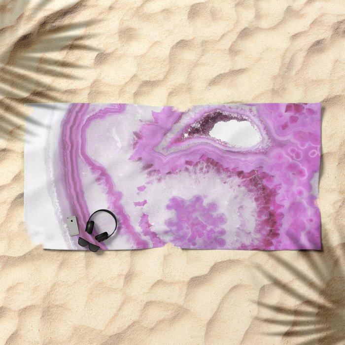 Bodacious Agate Beach Towel