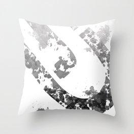 SD logo  Throw Pillow